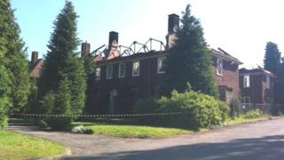 St Mary's former nurses home, Coleshill