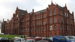 University of Salford's Peel Building