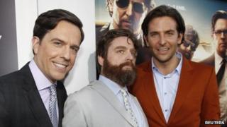 Cast of The Hangover Part III
