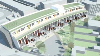 Barns Road, Cowley, proposal
