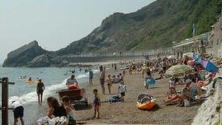 Archive photo of Meadfoot Beach