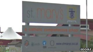 St Mary's, Menston