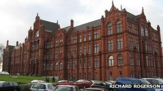 University of Salford's Peel Building