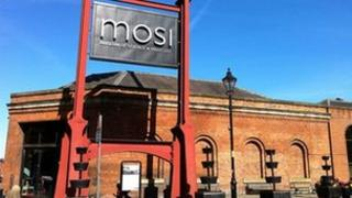 Manchester's Museum of Science and Industry