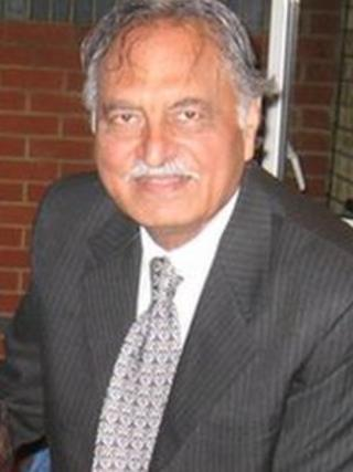 Kulwant Singh Grewal
