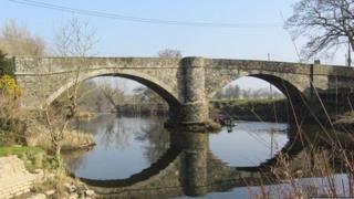 Pont Llansanffraid-ym-Mechain