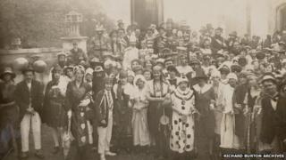 Rag Week 1922