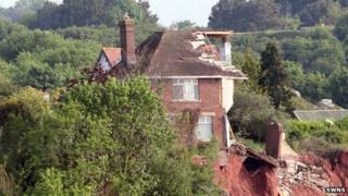 Ridgemont House. Pic: SWNS
