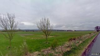 Glenrothes airfield