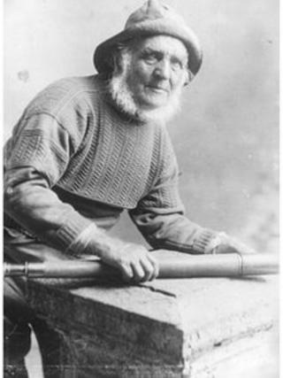 Coxswain Robert Long
