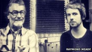 Iain Banks and Raymond Meade