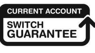 Switch guarantee logo