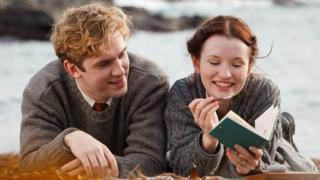 Dan Stevens and Emily Browning in Summer in February
