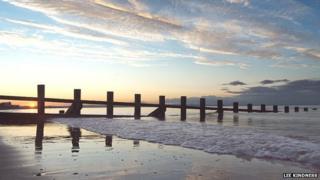 Portobello beach Pic: Lee Kindness