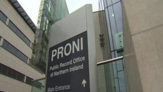PRONI office