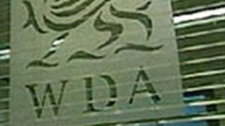 Awdurdod Datblygu Cymru