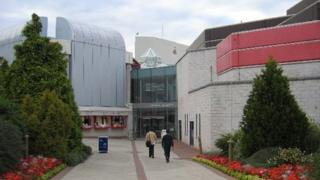 Warwick Arts Centre by David Stowell