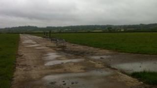 Land at Almondsbury and Easter Compton