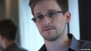 Edward Snowden (picture courtesy of the Guardian)