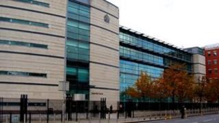 Belfast's Laganside court complex
