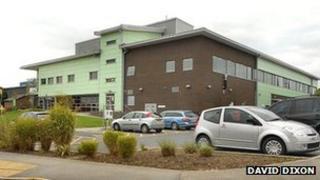 Wythenshawe Hospital Cardiac Centre