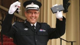 Nigel Truscott MBE