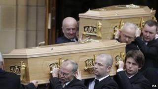 McDonough funeral