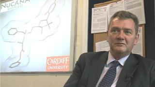 Prof Chris McGuigan
