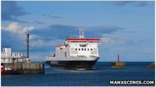 All of the Isle of Man ferry services are currently operated by the Steam Packet company