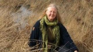 Dr Joan Daniels of Natural England