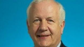 brian rea policing board chairman
