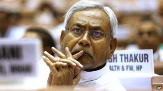The JDU's Nitish Kumar has been reportedly upset over the BJP's poll strategy