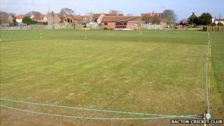 Bacton Cricket Club