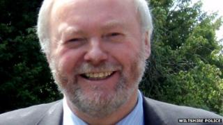 James Ward, solicitor, Devizes (Michael Chudley accused of his murder)
