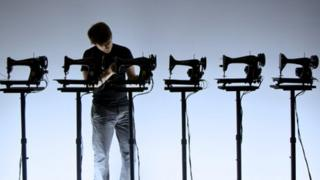 Sewing machine orchestra