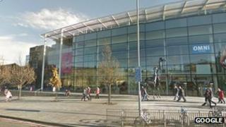 Omni Centre, Edinburgh