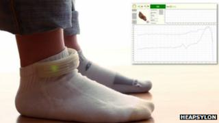 Sensoria socks