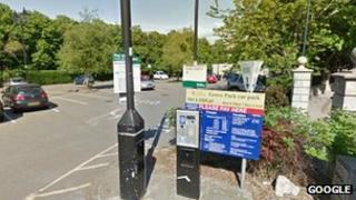 Grove Park car park