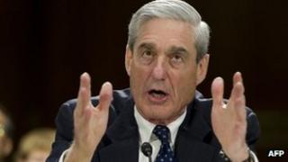 Federal Bureau of Investigation Director Robert Mueller testifies before the US Senate Judiciary Committee on oversight during a hearing on Capitol Hill in Washington, DC, 19 June 2013