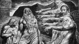 Illustration by William Blake