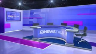 Channel 5 Newstalk Live set
