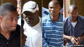 Jailed Tanzanian boxers