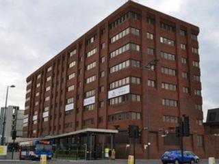 Merseyside police HQ