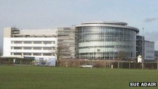 West Cheshire College in Ellesmere Port