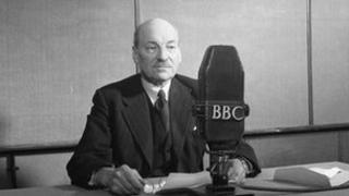 Clement Attlee (1952)