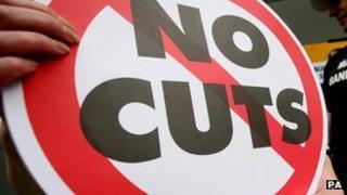 No Cuts banner
