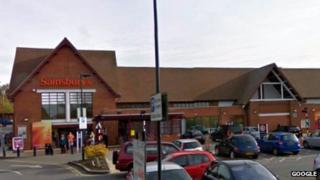 Sainsbury's Bansons Lane