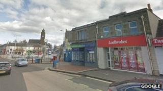 Ladbrokes in King Street, Bathgate