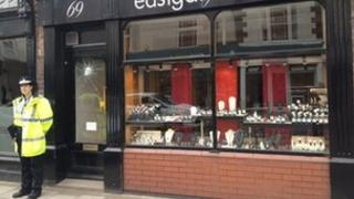 Eastgate Jewellers in Louth