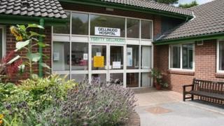 Gellinudd Hospital, Pontardawe